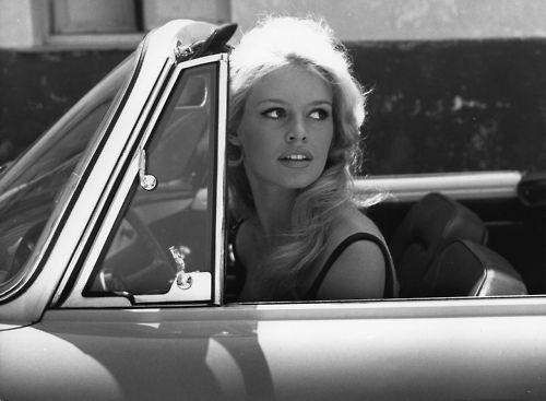 The lovely Brigitte Bardot.