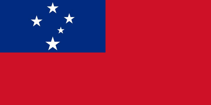 red cross country flag