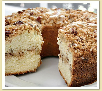 More like this: coffee cakes , coffee and cake .