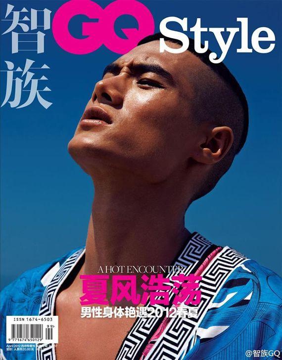 Hao Yun Xiang – GQ Style China Spring Summer 2012