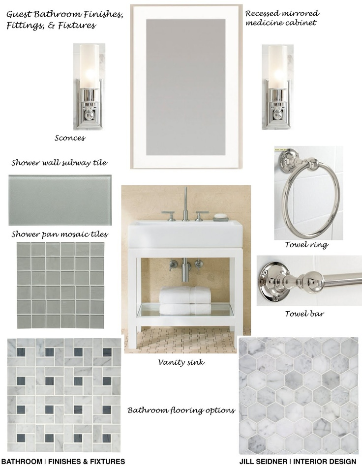 Pinterest for Bathroom interior design concepts