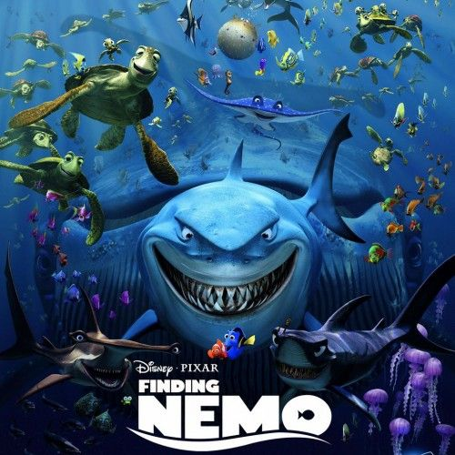Pin by jessie kid on finding nemo pinterest for Bubbles fish finding nemo