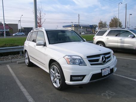 2011 Mercedes-Benz GLK350 in Fairfield, CA- 10019370 at carmax.com