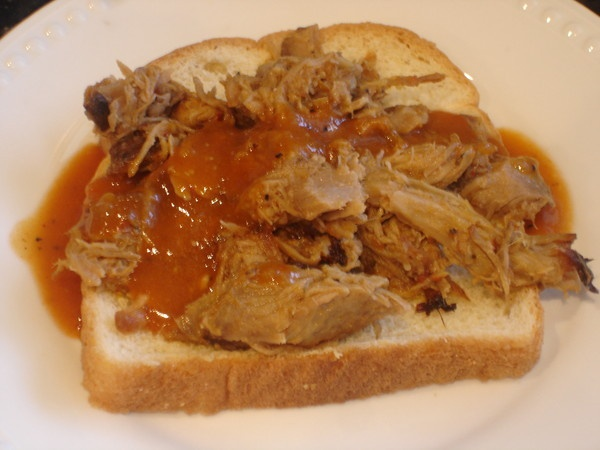 Slow-cooker Pulled Pork BBQ | Yummy Food | Pinterest