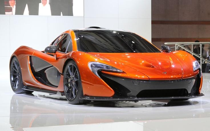 McLaren P1 Concurso Auto