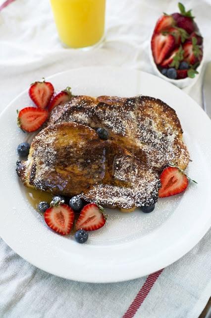 Brûléed French Toast | lazy morning | Pinterest