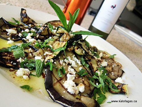 eggplant and zucchini salad with thai flavors eggplant parmesan ...