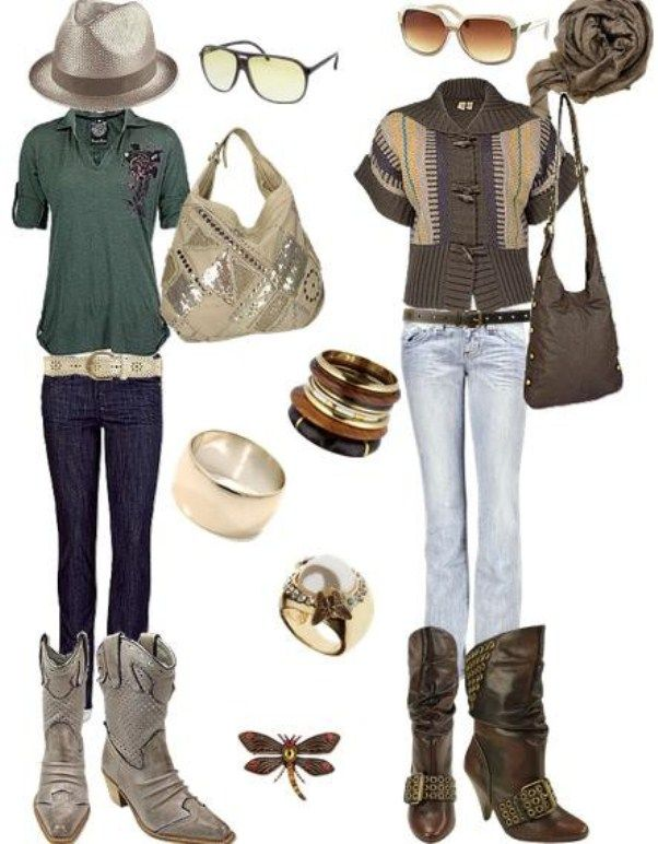 Cowgirl Boots Outfits | My Style | Pinterest