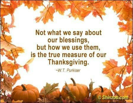 Thanksgiving quotes  www.stmarys-stuart.org