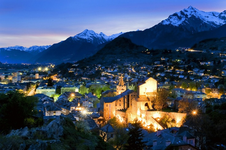 Sion Switzerland  City pictures : Sion, Switzerland | Switzerland | Pinterest