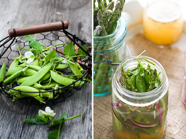 pickled sugar snap peas...my absolute favorite discovery....can't wait ...