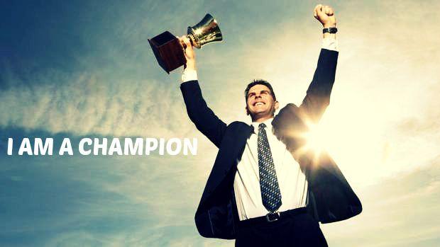 You are a champion pcs consultants services pinterest