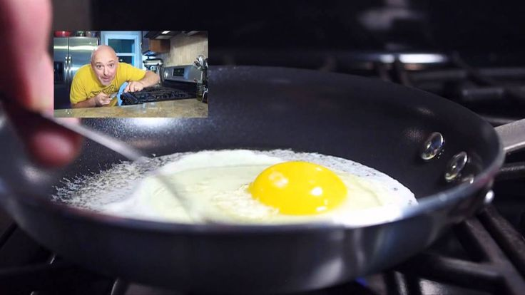 Perfect Sunny-Side Up Eggs | BREAKFAST | Pinterest