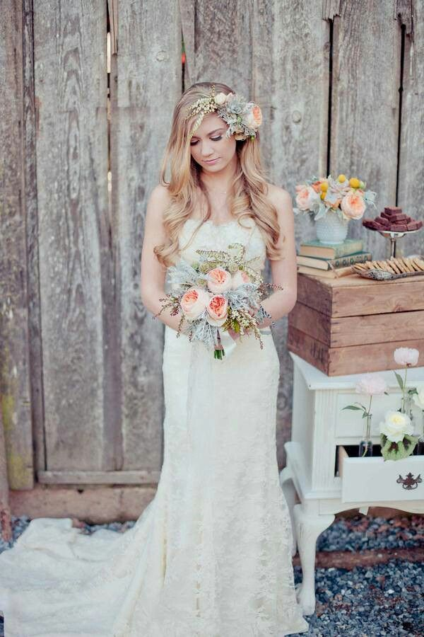 Wedding hair | Wedding stuff | Pinterest
