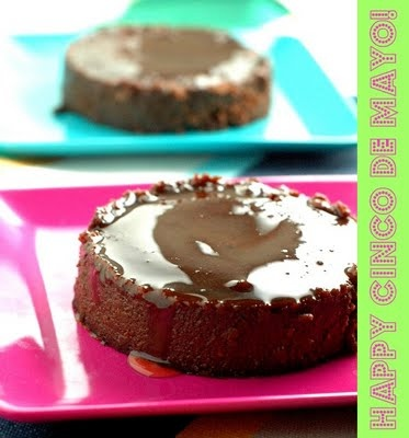 Mexican Chocolate Flan | Recipes to try | Pinterest