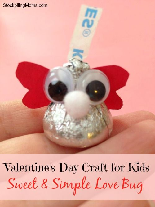 valentine's day crafts 4 year olds