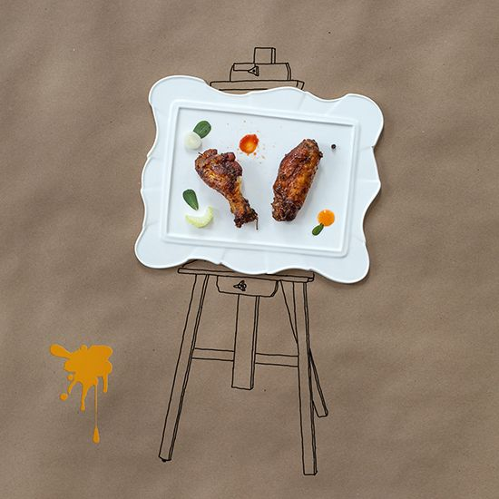 How to Make Incredible Chicken Wings Without a Grill - Hungry Crowd ...