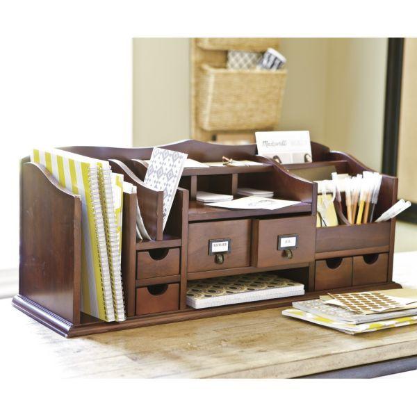 original home office desk organizer college stuff