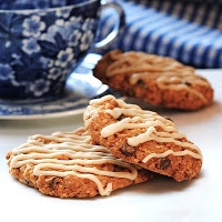 Oatmeal Cookie made with BACON FAT | Yum Yumms | Pinterest