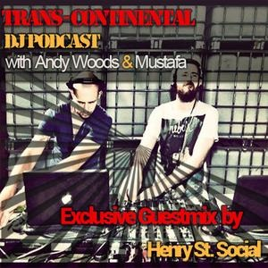 Trans-Continental Podcast is a joint colaboration between Mustafa Elgharbawy & Andy Woods.   2 people brought together through a passion for DJing and a wish to show there are no cultural & religious boundries when it comes to the universal language of MUSIC! The podcast will feature 2 monthly Resident shows from both Mustafa & Andy, along with guest mixes hand picked from throughout the continents of the world, with an aim to bring cultural and musical tastes for all dance music lovers to...