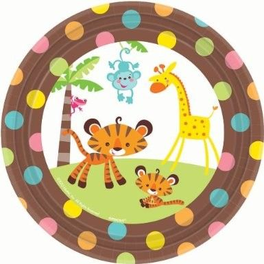 fisher price baby shower jungle theme baby liam. Black Bedroom Furniture Sets. Home Design Ideas