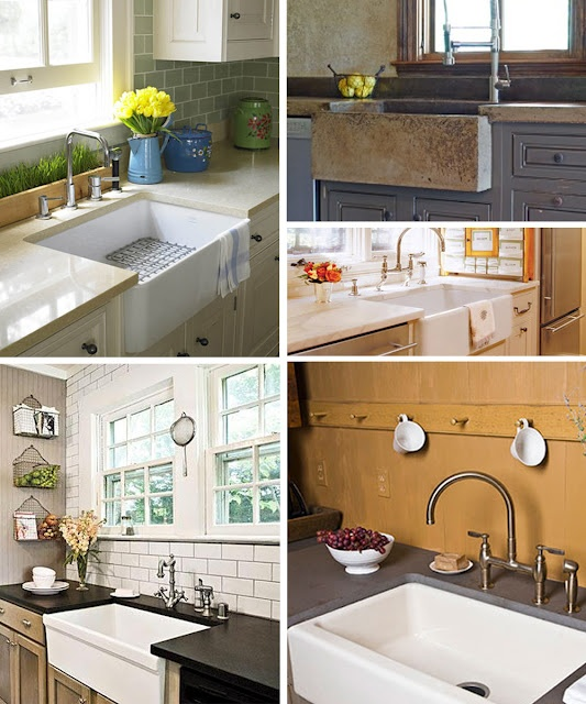 Country Kitchen Sink : Country Kitchen Sinks Kitchen Ideas Pinterest