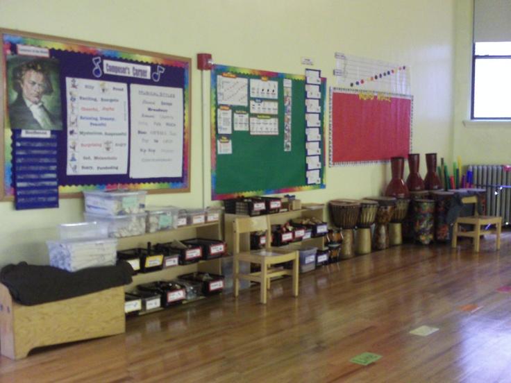 Music Classroom Design : Classroom design