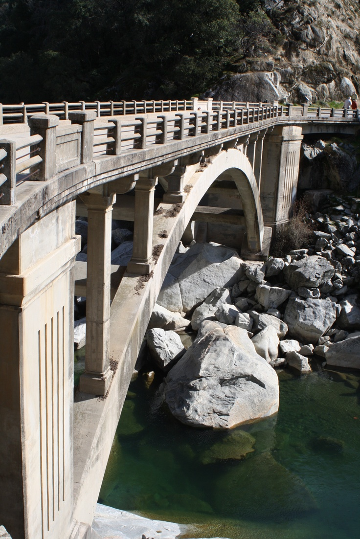South Yuba River Bridge