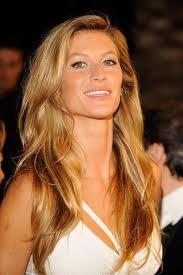 Gisele Bundchen Hair Color