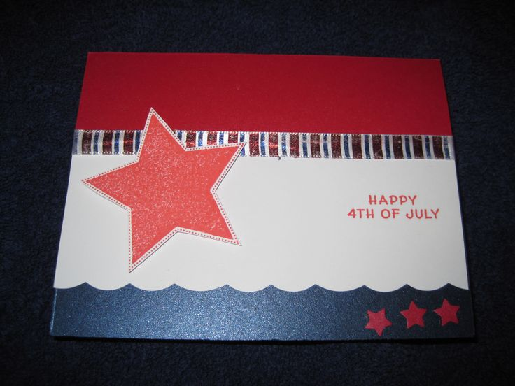 4th of july cards to color