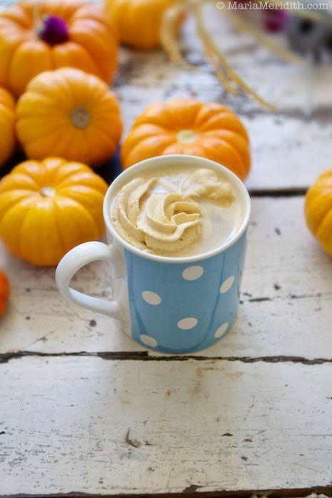 Pumpkin Whipped Cream Coffee Cream | tea & coffee | Pinterest