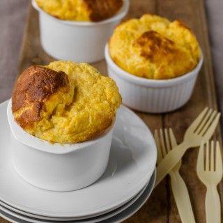 Sam Taylor creates a glamorous butternut and leek rice soufflé # ...