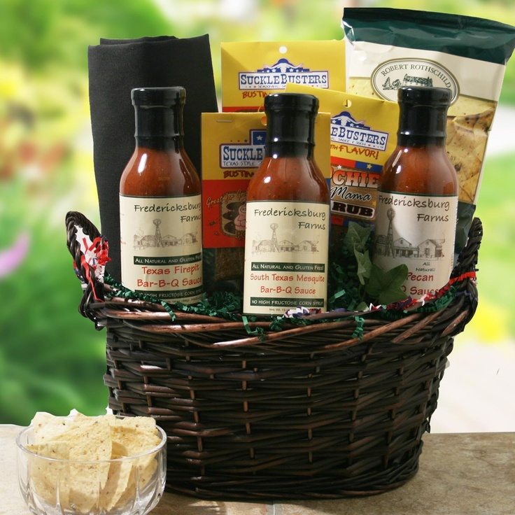 master of the grill gift basket at the foundary