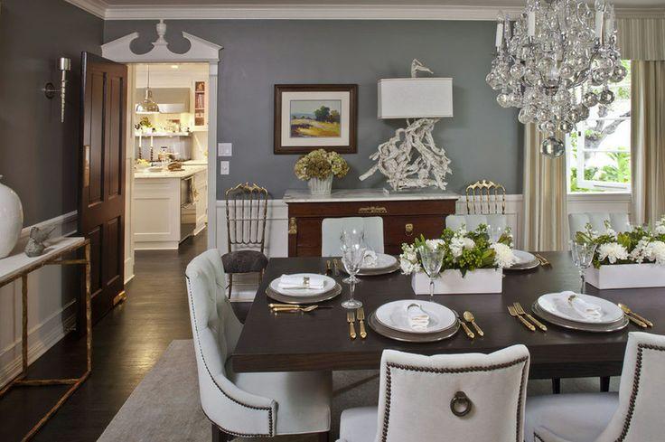 Puritan Gray Benjamin Moore Living Room