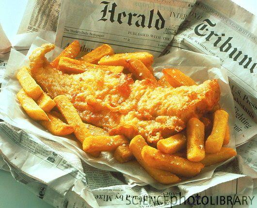 good ole fish n...