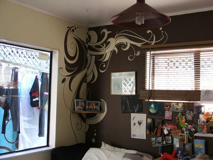diy wall mural in the bedroom mural ideas pinterest the forge diy wall mural