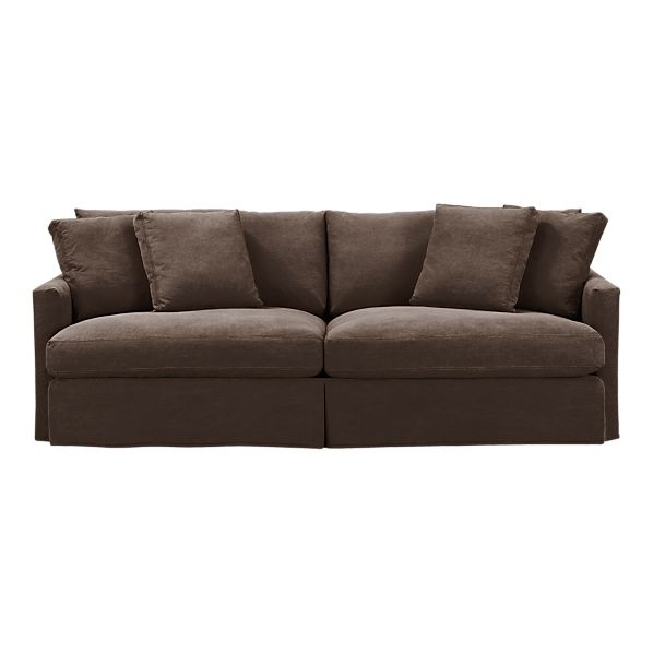 Lounge 93 Slipcovered Sofa