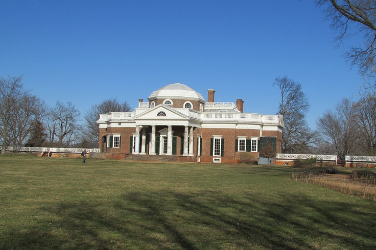 Monticello thomas jefferson 39 s home travel pinterest for Thomas jefferson house monticello