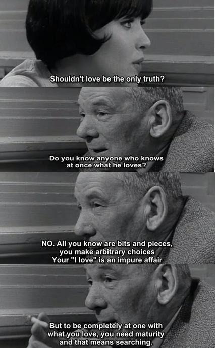 Vivre Sa Vie | Jean-Luc Godard