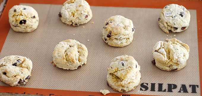 Flaky Irish Soda Bread Biscuits | Recipe
