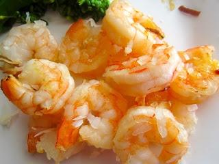 Skinny Coconut Shrimp Skewers | yummy, yummy in my tummy...skinny mea ...