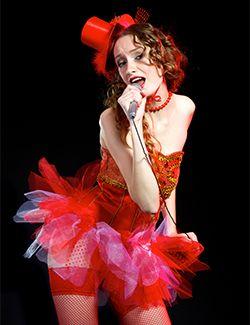 scandal cabaret burlesque variety show