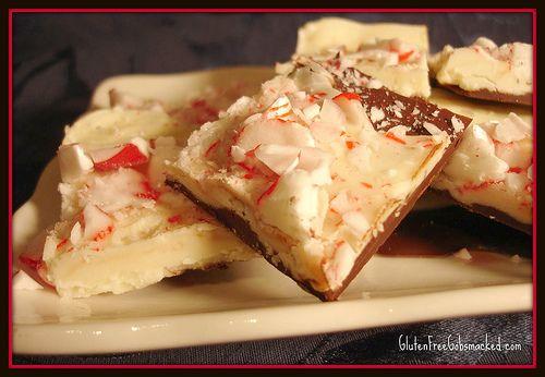 GF: Layered Peppermint Bark | Food, Glorious Food... | Pinterest