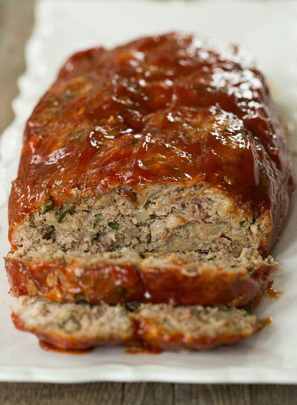 My Favorite Meatloaf   Recipe