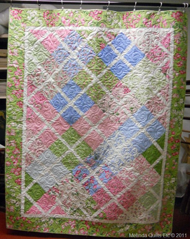 Layer Cake Quilt Square Patterns : Layer Cake Quilt - 24 squares Quilting Pinterest