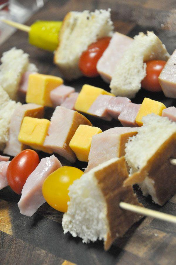 Sandwich on a Stick | Recipe
