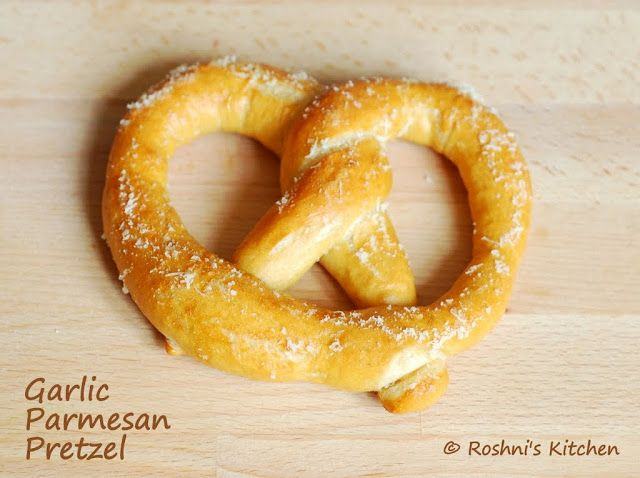 ... Kitchen: Cinnamon Sugar Soft Pretzels and Garlic Parmesan Pretzel