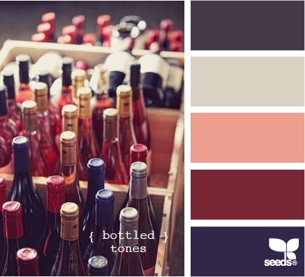 bottled tones