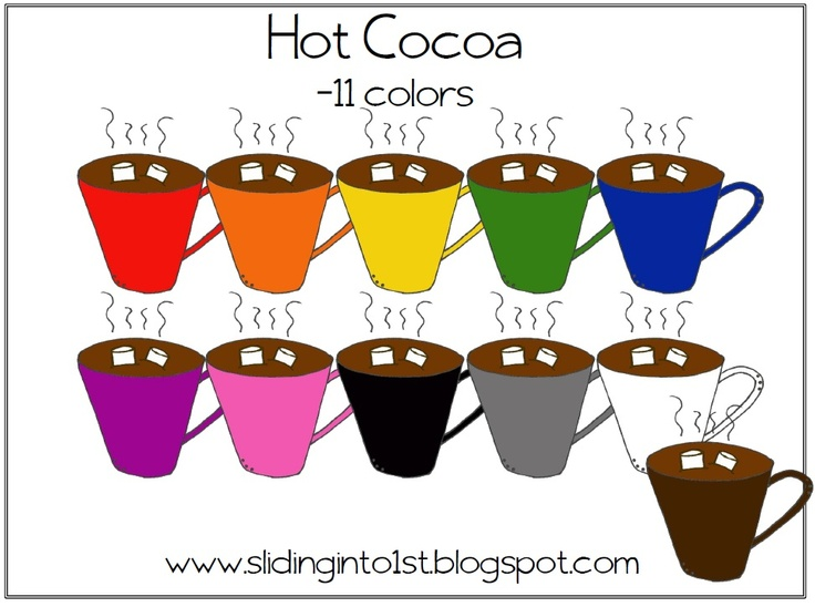 hot cocoa clipart (11 images) | Clipart | Pinterest