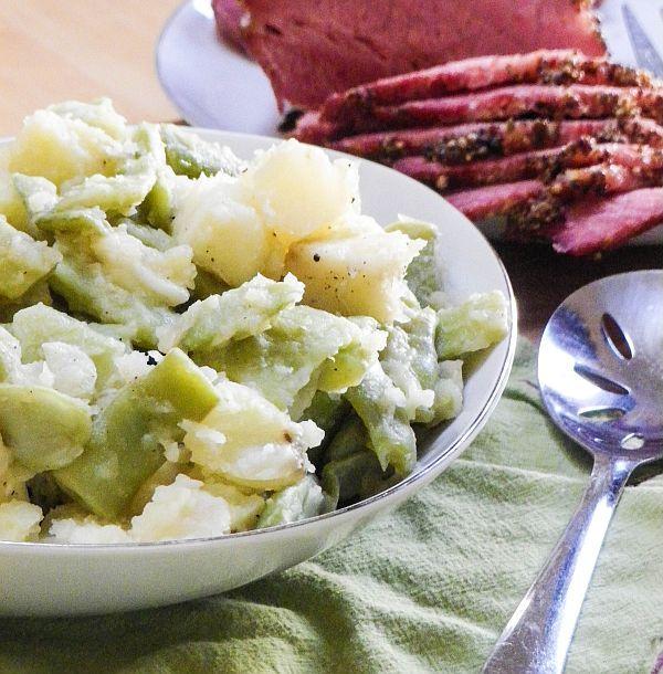 Warm Green Bean & Potato Salad | Food Foto Community Board | Pinterest